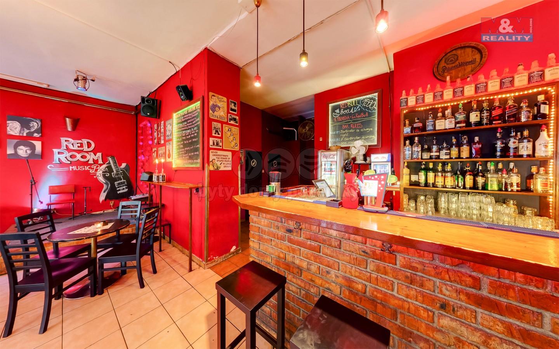 Pronájem, bar, Praha 1 - Nové Město