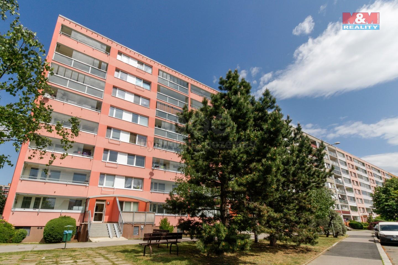 Prodej, byt 2+kk, 43 m2, Praha - Petrovice, ul. Lessnerova