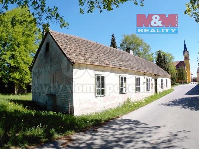 Prodej, rodinný dům 3+0, 95 m2, Rapšach