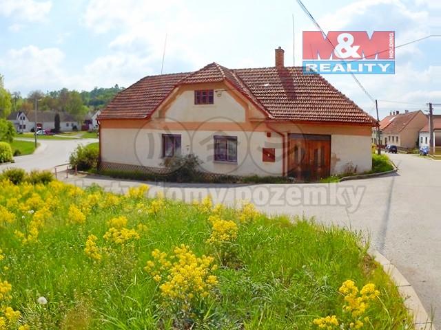 Prodej, rodinný dům 2+1, 65 m2, Nevcehle