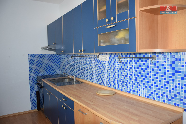 Pronájem, byt 2+1, 56 m2, Liberec, ul. Gagarinova