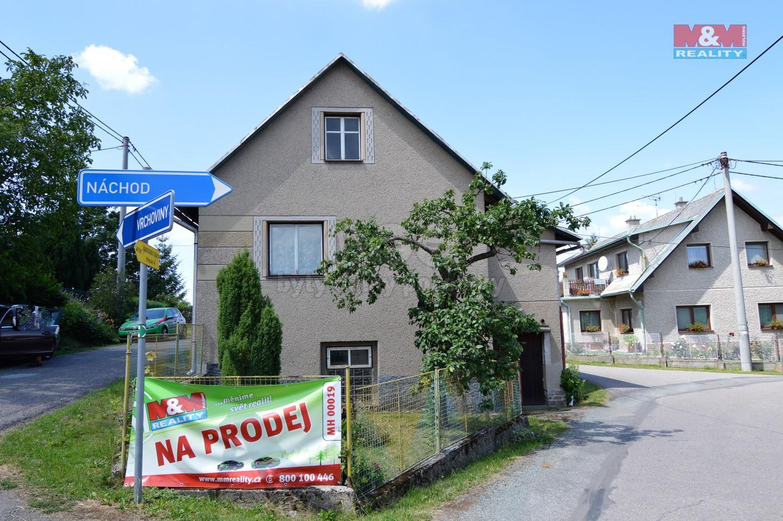 Prodej, rodinný dům, Přibyslav