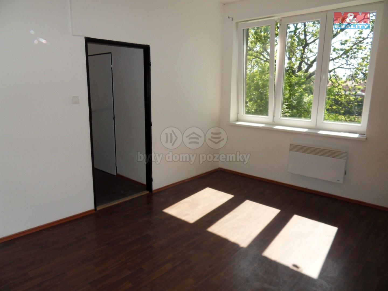 Pronájem, byt 2+1, 50 m2, Ostrava - Přívoz, ul. Mánesova