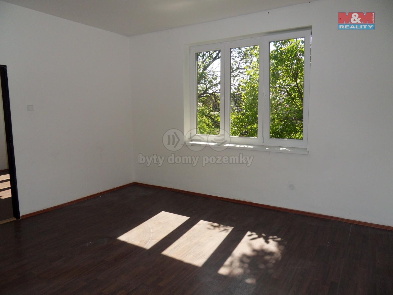 Pronájem, byt 2+kk, 50 m2, Ostrava - Přívoz, ul. Mánesova