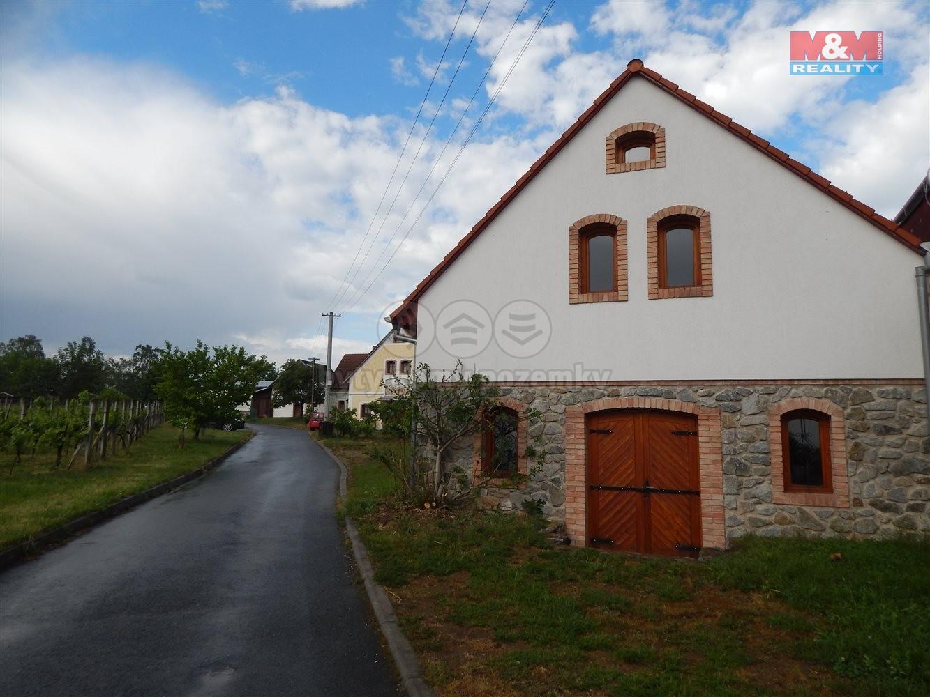 Prodej, rodinný dům, Olbramovice