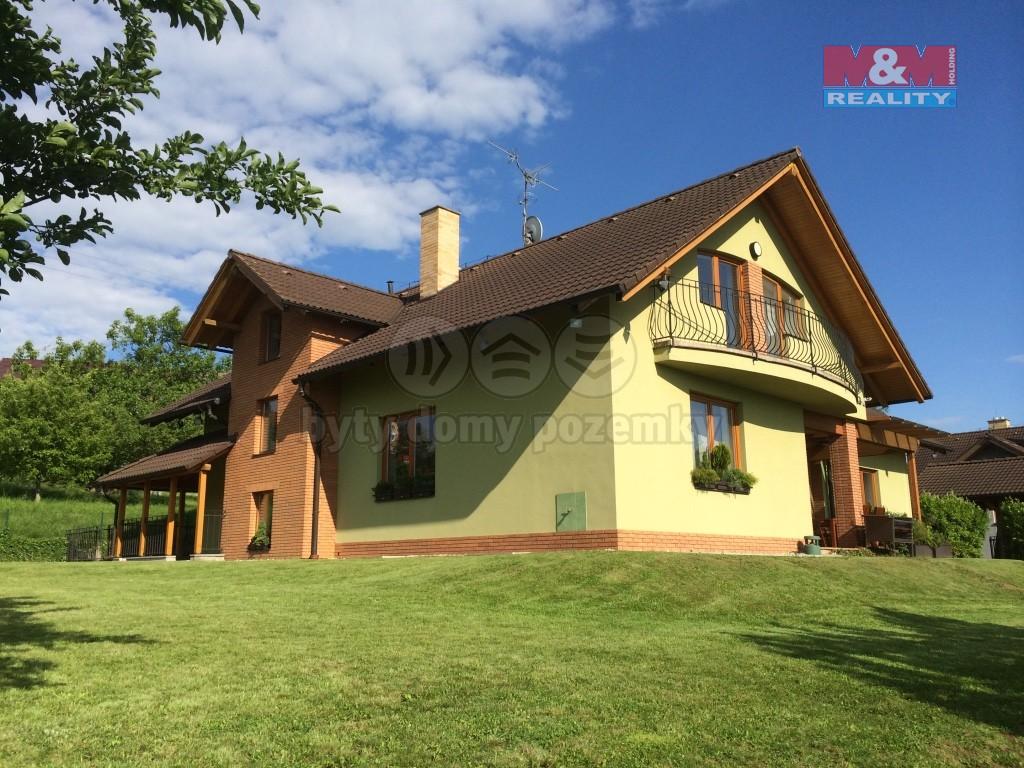 Prodej, rodinný dům, 1686 m2, Olomouc - Droždín