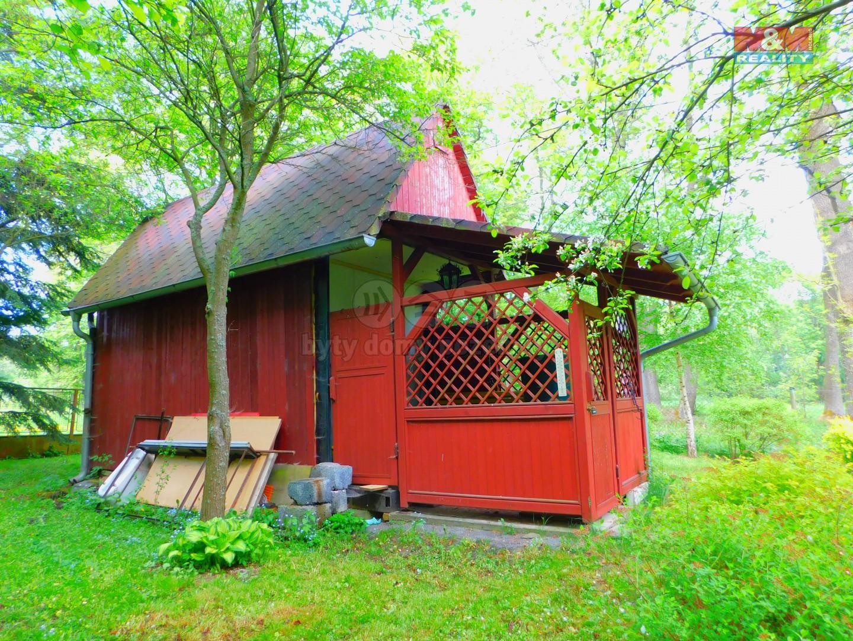 Prodej, pozemek, 1706 m2, Křišťanovice