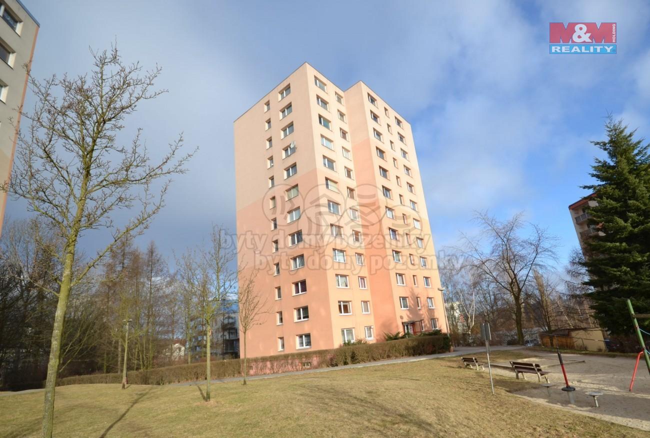 Pronájem, byt 1+1, 39 m2, Liberec, ul. Vlnařská