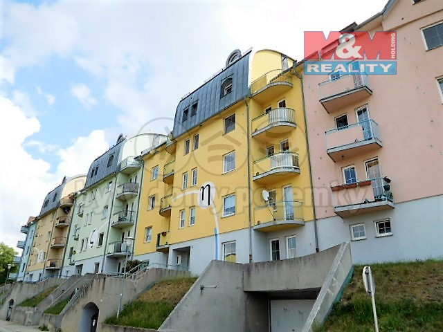 Prodej, byt 1+1, 40 m2, Jindřichův Hradec, ul. Nušlova