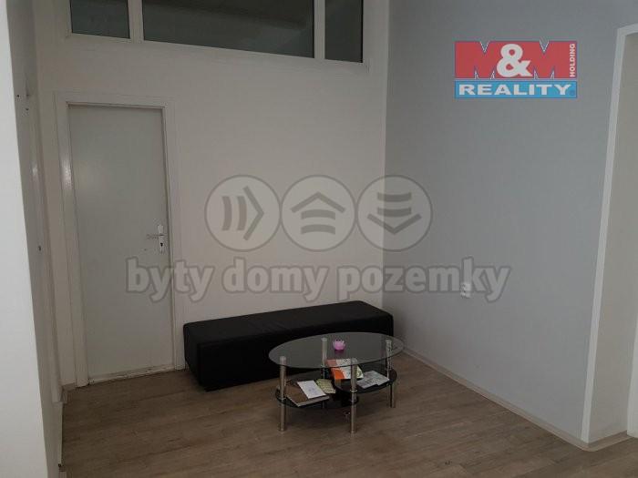 Pronájem, komerční prostor, Ostrava, ul. Smetanovo náměstí
