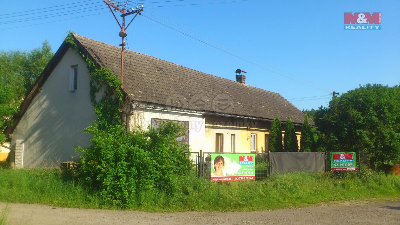 Prodej, rodinný dům, Lipoltice - Sovoluská Lhota
