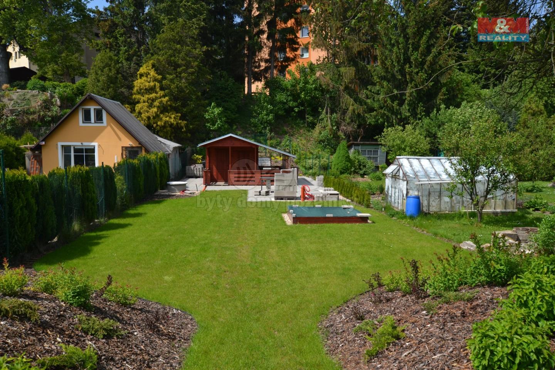 Prodej, zahrada, 491 m2, Liberec, ul. U Mlékárny