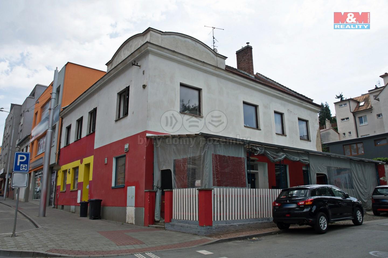 Prodej, bytový dům, 660 m2, Brno