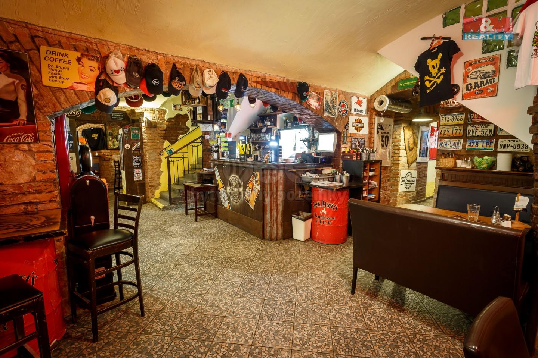 Pronájem, restaurace, 208 m2, Praha - Smíchov