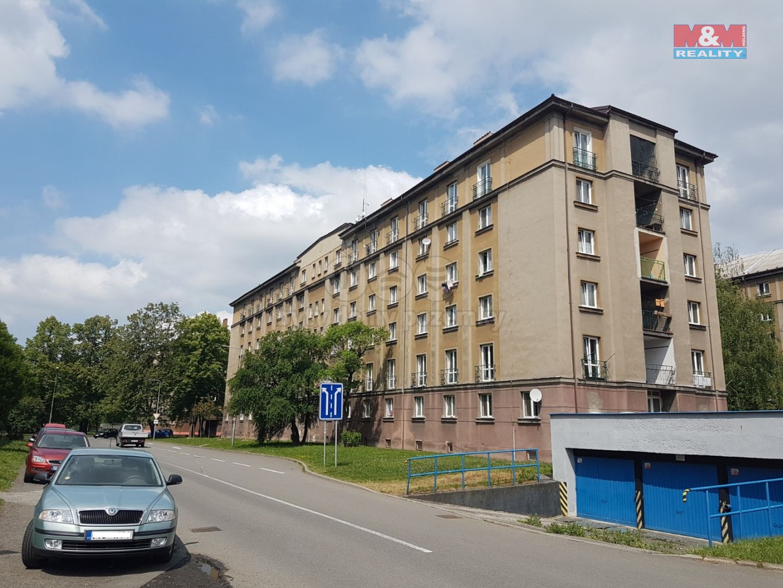Prodej, byt 1+1, Ostrava, ul. Čujkovova