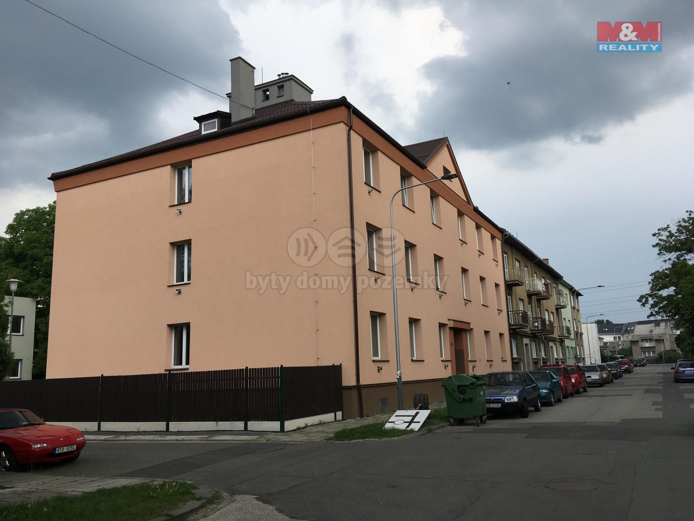 Pronájem, byt 1+1, 48 m2, Ostrava, ul. Březinova