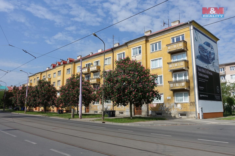 Prodej, byt 2+1, Olomouc, ul. Wolkerova