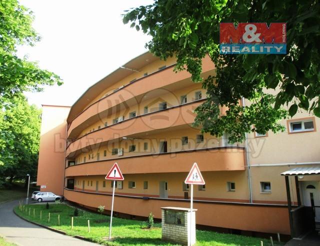 Prodej, byt 3+kk, 47 m2, OV, Ústí nad Labem, ul. Mezidomí