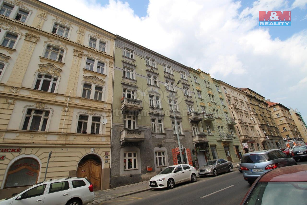 Pronájem, byt 3+kk, 92 m2, Praha 3, ul. Koněvova