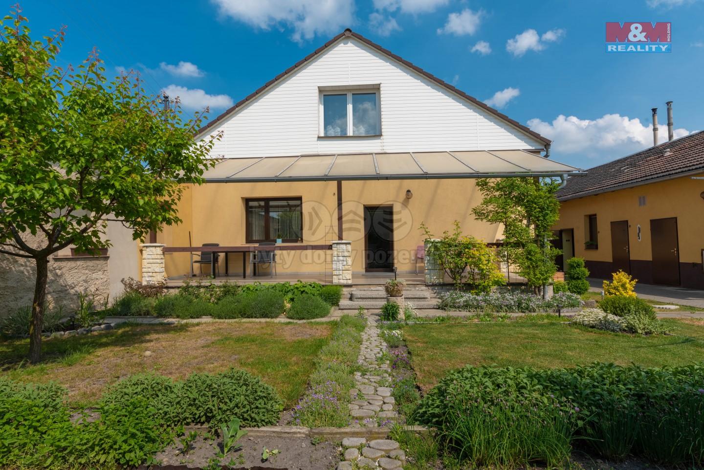 Prodej, rodinný dům 3+1, 100 m2, Kladno, ul. Třebízského