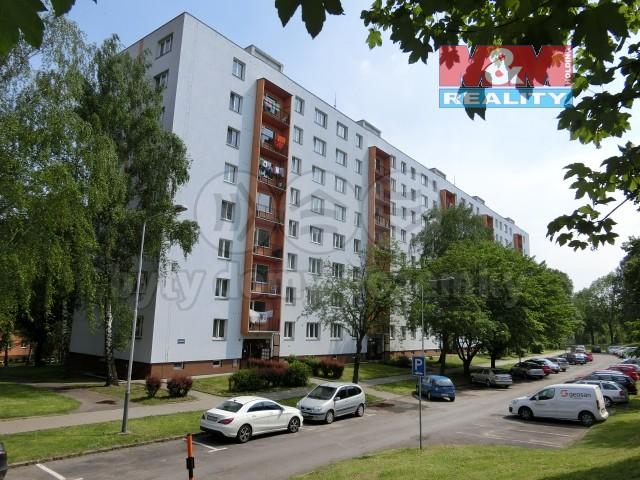 Prodej, byt 2+1, 53 m2, Ostrava - Poruba, ul. Badatelů