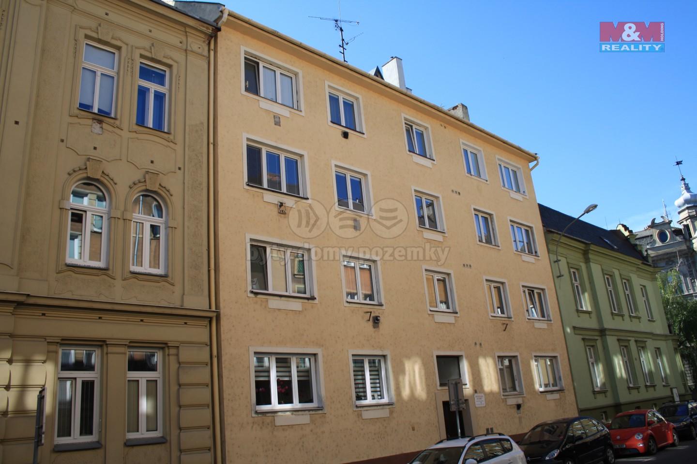 Pronájem, byt 1+1, 32 m2, Opava, ul. Na Rybníčku