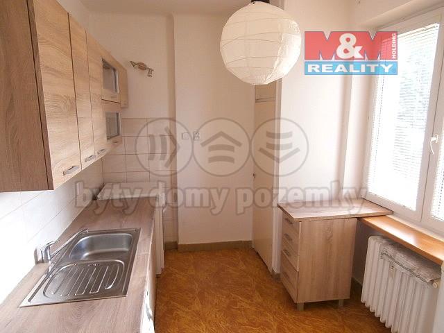 Pronájem, byt 2+1, 50 m2, Ostrava - Poruba