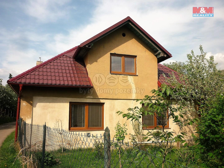 Prodej, chalupa 4+1, 720 m2, Újezd u Valašských Klobouk
