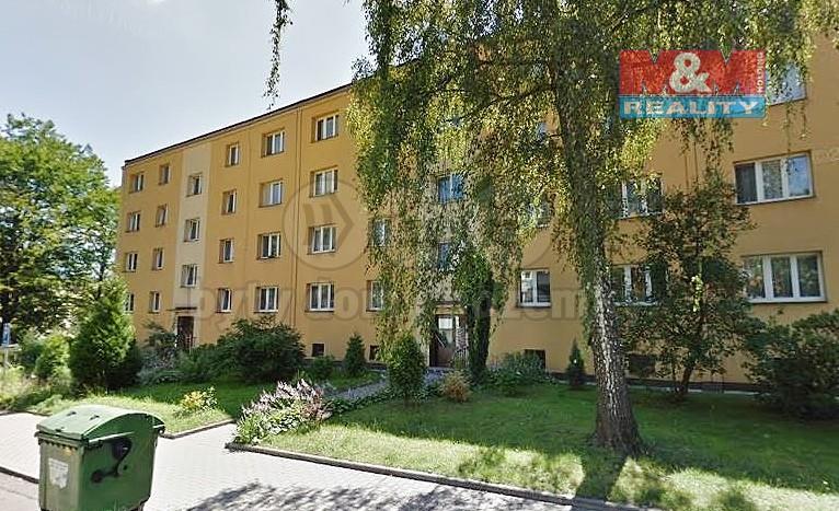 Pronájem, byt 1+1, 39 m2, Ostrava - Zábřeh, ul. Volgogradská