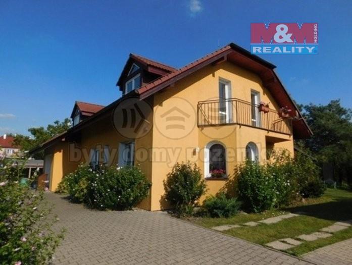 Prodej, rodinný dům, Poděbrady - Pátek
