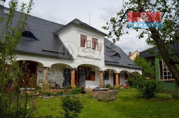 Prodej, chalupa, 940 m2, Rohle