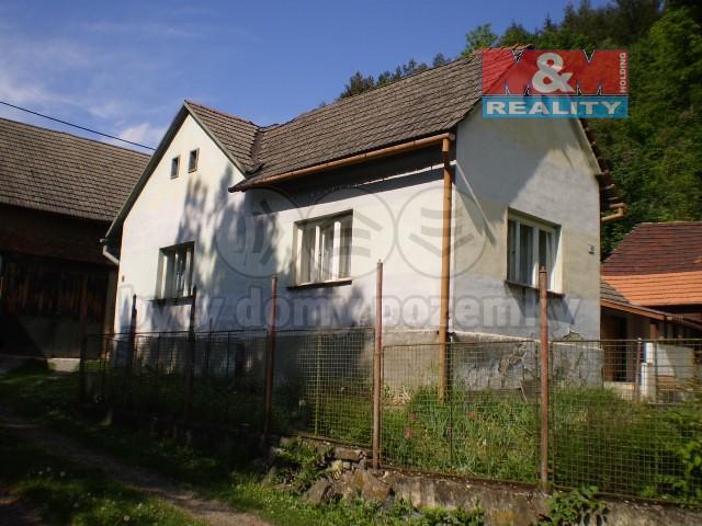 Prodej, rodinný dům 2+1, 1348 m2, Petrov