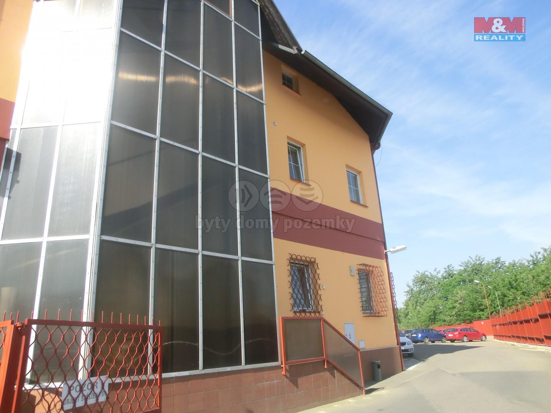 Pronájem, kancelář, 27 m2, Brno - Horní Heršpice