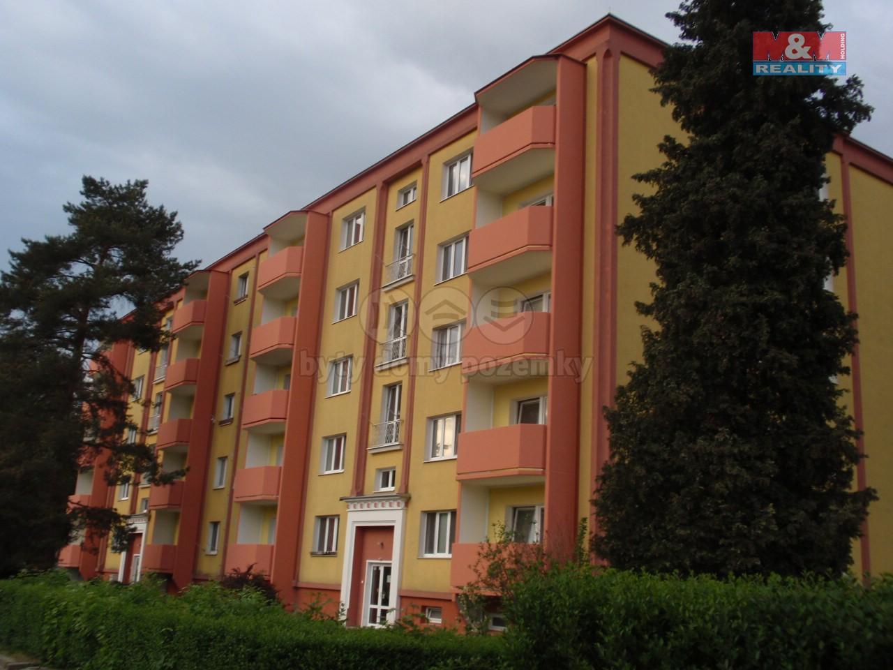 Prodej, byt 2+1, Otrokovice, ul. Mánesova