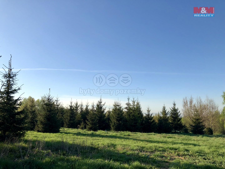 Prodej, pozemek, 1850 m2, Klimkovice