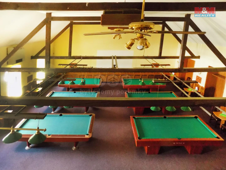 Pronájem, Billiard Club Sogaard., Praha, ul. Selská