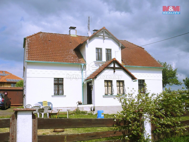 Prodej, rodinný dům, obec Lištany, Plzen - sever