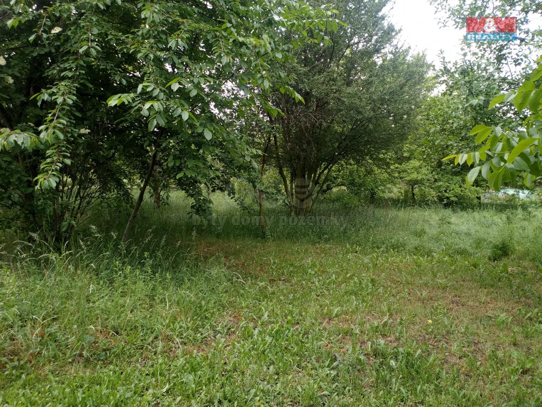 Prodej, zahrada, 1000 m2, Modřice