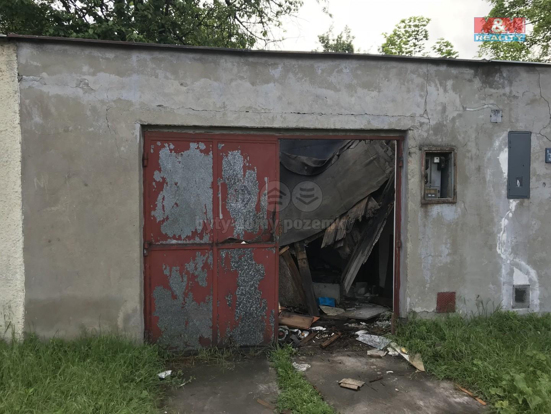 Prodej, garáž, 20 m2, Ostrava - Hulváky, ul. Martinská