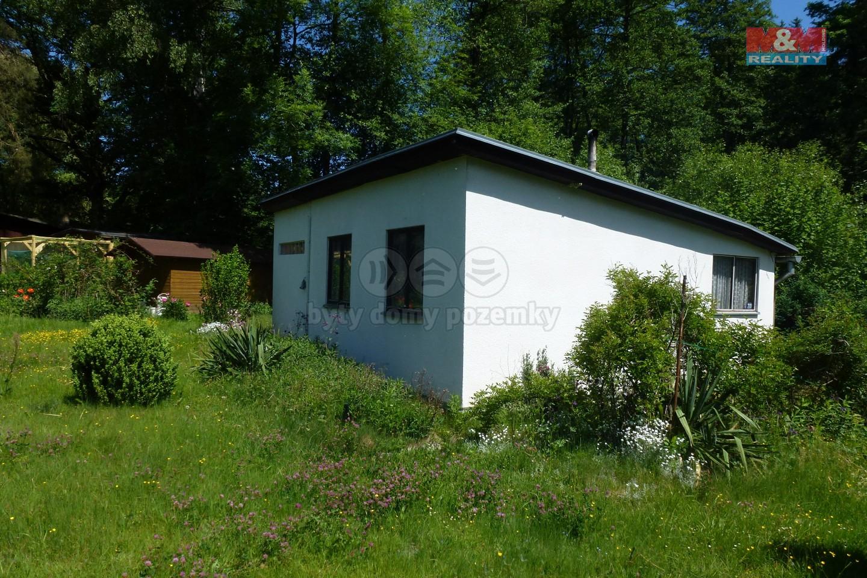 Prodej, chata 2+kk, 529 m2, Libeř u Prahy
