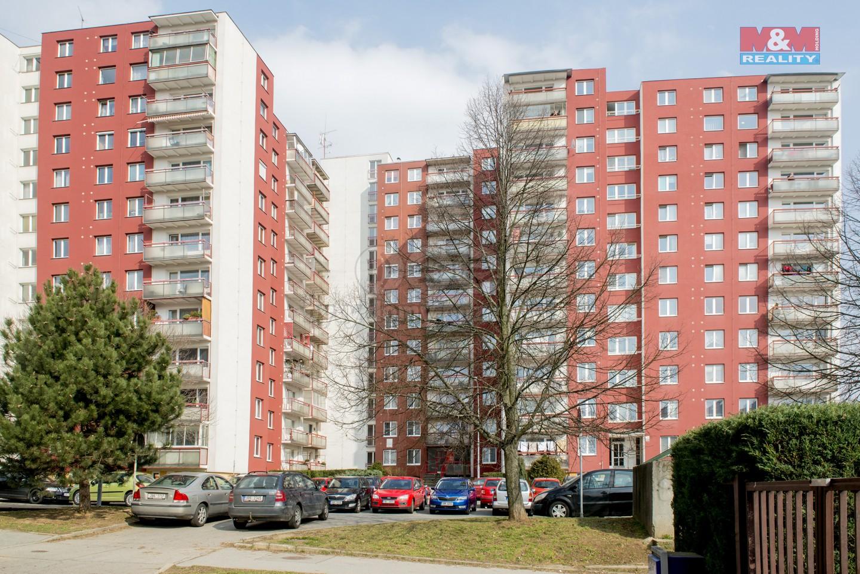 Prodej, byt 3+1, OV, Brno - Vinohrady, ul. Velkopavlovická