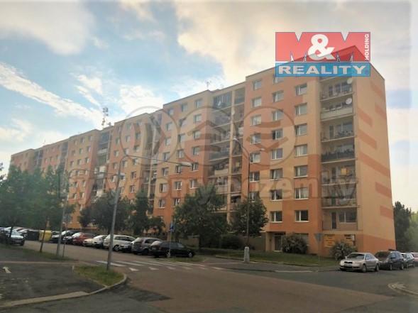 Prodej, byt 3+1, Plzeň, ul. Toužimská
