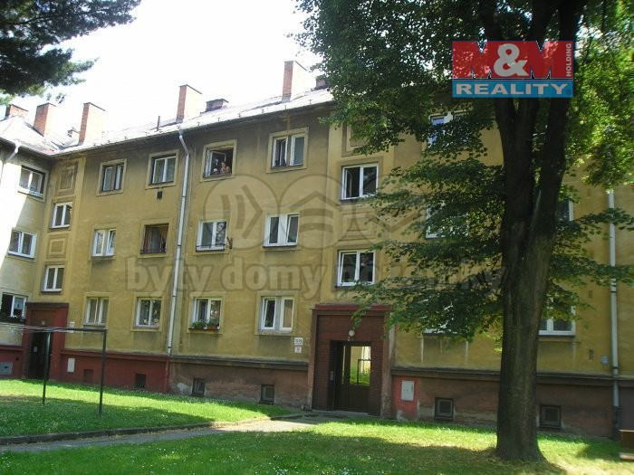 Prodej, byt 2+1, 56 m2, Karviná, Nové Město