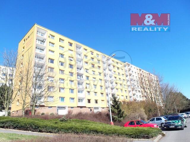 Prodej, byt 2+1, 61 m2, OV, Úst nad Labem, ul. Kmochova