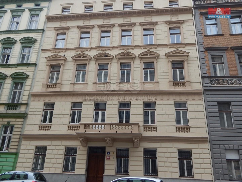 Pronájem, byt 2+1, Praha 5 - Smíchov