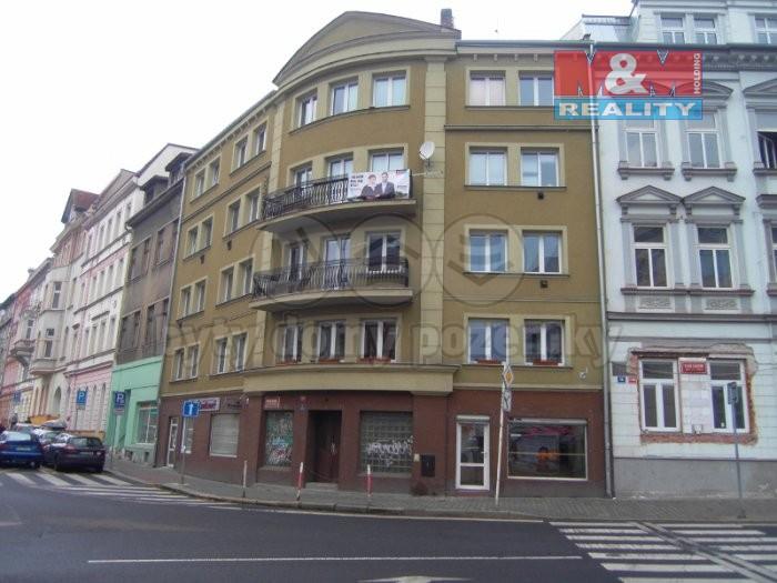 Pronájem, obchodní prostor, 37 m2, Ústí nad Labem