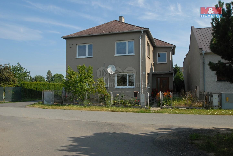 Prodej, rodinný dům 2x 3+1, 1295 m2, Olomouc