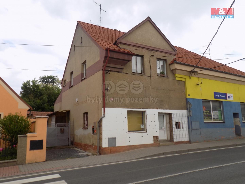 Prodej, rodinný dům, 254 m2, Tlučná, ul. Hlavní