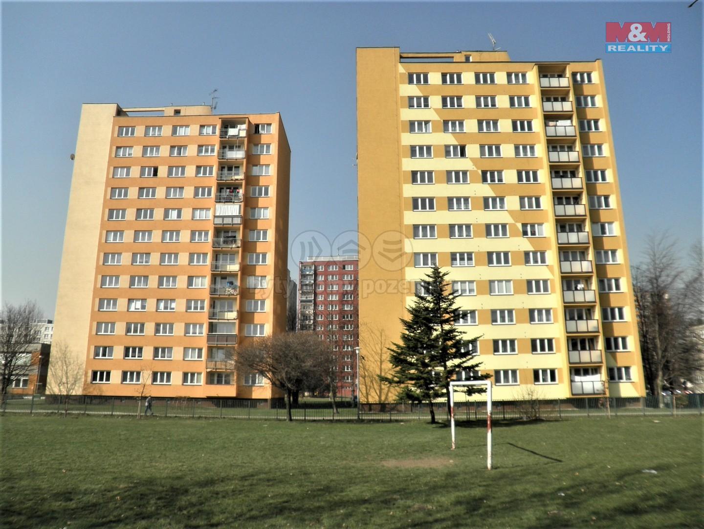 Prodej, byt 3+1, 76 m2, Ostrava - Hrabůvka, ul. A. Kučery
