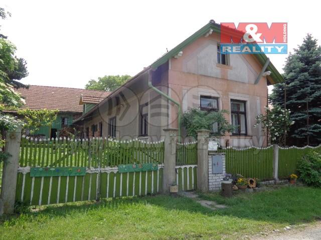 Prodej, rodinný dům, Sloveč-Střihov